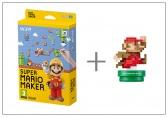 WiiU Super Mario Maker + Artbook + Classic Mario