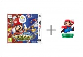 3DS Mario & Sonic at the Rio 2016 + Modern amiibo