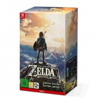 SWITCH The Legend of Zelda: BOTW Limited edition