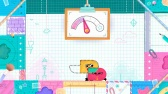 Joy-Con Pair Neon Red/Blue - Snipperclips Bundle