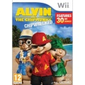 Wii Alvin and the Chipmunks: Chipwrecked