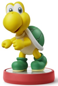 amiibo Super Mario - Koopa Troopa