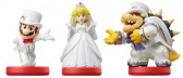 amiibo Super Mario - 3 set