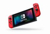 Nintendo Switch console Red + Super Mario Odyssey