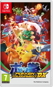 SWITCH Pokkén Tournament DX