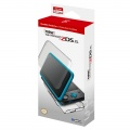 New 2DS XL Duraflexi Protector - Clear