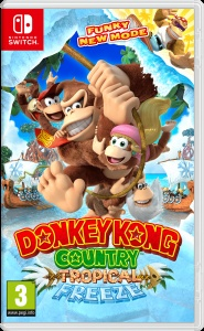 SWITCH Donkey Kong Country Freeze