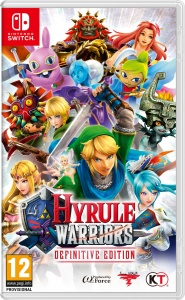 SWITCH Hyrule Warriors Definitive Edition