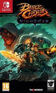 SWITCH Battle Chasers: Nightwar