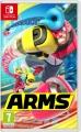 SWITCH ARMS + Joy-Con (L) Grey + Joy-Con (R) Grey