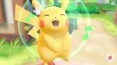 SWITCH Pokémon Let's Go Eevee!