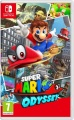 Nintendo Switch Grey + Mario Kart 8 + SM Odyssey