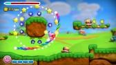 WiiU Kirby and Rainbow Paintbrush + Meta Knight