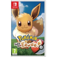 SWITCH Pokémon Let's Go Eevee!