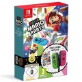 SWITCH Super Mario Party + Joy-Con Pair Green/Pink