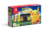 Nintendo Switch+Pokémon:Let's Go Pikachu+Poké Ball