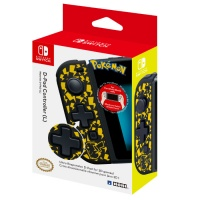 D-Pad Controller for Nintendo Switch (Pikachu)