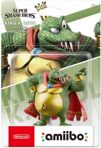 amiibo Smash King K. Rool 67