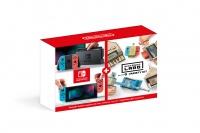 Nintendo Switch Neon + Nintendo Labo Variety kit
