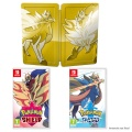 SWITCH Pokémon Sword & Shield Dual Pack
