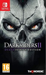SWITCH Darksiders II: Deathinitive Edition