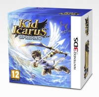3DS Kid Icarus: Uprising (incl.HW Stand+AR Cards)