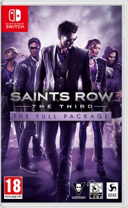 SWITCH Saints Row: The Third (The Full Package)
