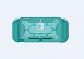 Hybrid System Armour (Blue) - Switch lite