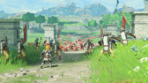 SWITCH Hyrule Warriors: Age of Calamity