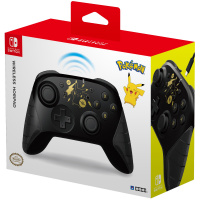 SWITCH Wireless HORIPAD Pikachu Black Gold Ed.
