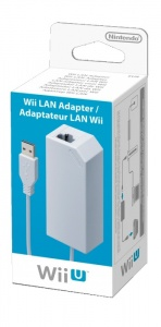 Wii U LAN Adapter