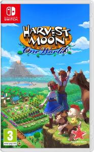 SWITCH Harvest Moon: One World