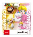 amiibo Smash Cat Mario & Cat Peach