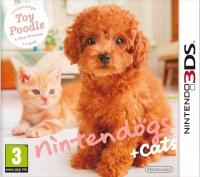 3DS Nintendogs+Cats - Toy Poodle