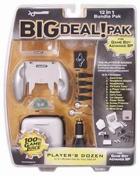 GBA Big Deal Pak 12 in 1 - Platinum