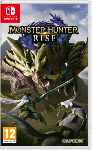 SWITCH Monster Hunter Rise