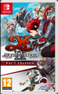 SWITCH Ys IX: Monstrum Nox - Pact Edition