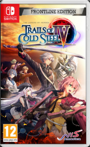 SWITCH The Legend of Heroes:Trails of Cold St. IV