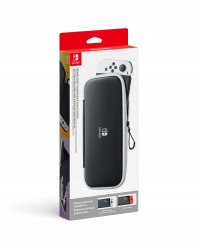 Nintendo Switch OLED Carrying Case&Screen Protect.