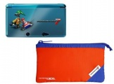 3DS Protector and Pouch Set (Mario Kart 7)