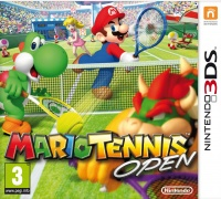 3DS Mario Tennis Open