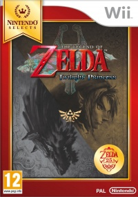 Wii The Legend of Zelda: Twilight Princess Select