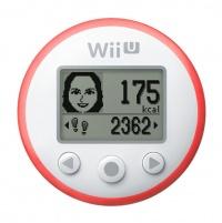 Wii U Fitmeter Red