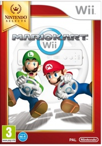 Wii Mario Kart Wii Select