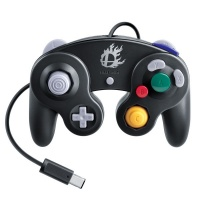 Wii U Gamecube Controller Smash Bros Edition
