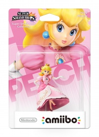 amiibo Smash Peach 2