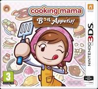 3DS Cooking Mama: Bon Appetit