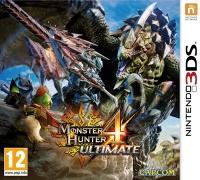 3DS Monster Hunter 4 Ultimate
