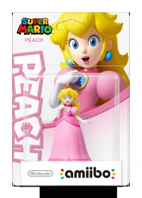amiibo Super Mario - Peach