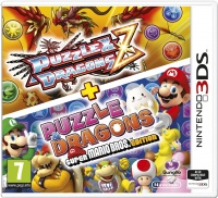 3DS Puzzle&Dragons Z + Puzzle&Dragons SMB Edition